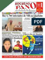 El Progreso hispano de Charlotte