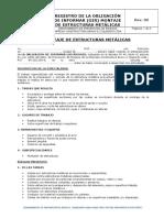 DOC- PR-1-7 Registro OIR Montaje de Estructura