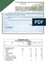 Goa Economy in Figures 2012