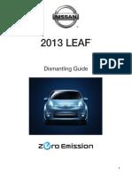 2013 Nissan Leaf Dg