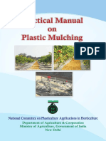 Practical Manual on Plastic Mulching