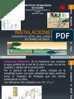 08.- Presentacion Instalacion Hidraulica