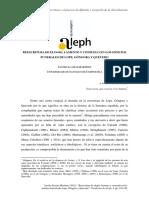 REESCRITURA DE ELOGIO, LAMENTO Y CONSUELO EN LOS SONETOS FUNERALES DE LOPE, GÓNGORA Y QUEVEDO