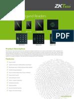 KR Series Wiegand Readers_brochure
