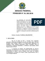 Req Comsion de Exteriores 2016