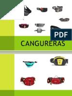 YARIS PUBLICIDAD CANGURERAS