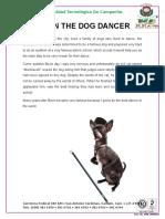 Boxin the Dog Dancer