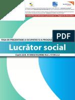 Fisa Post Lucrator Social