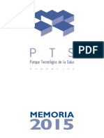 Memoria PTS Granada 2015