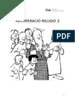Recuperació Religió 2 Estiu