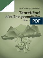 Filip Kovačević - Teoretičari Geopolitike