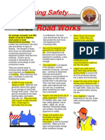 Rc Road Works Safety