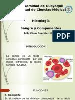 Histología Sangre y Componentes