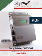 Sm3bat User Guide 20150721