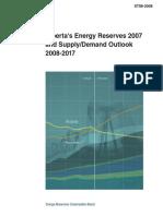 Alberta Supply and Demand
