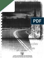 PAV - Catálogo de Degradações