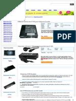 Batterie Asus G74SX