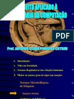 M�dulos I e II - No��es Gerais e Fontes do Direito.pdf