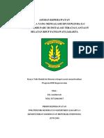 KTI Efusi Pleura e.c TB Paru Tn.a Di RSUP Fatmawati