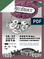 Festival Récidives 2016