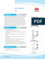 Huawei Outdoor Power System Datasheet
