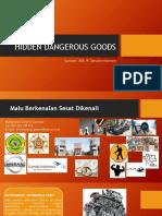 Materi Hidden Dangerous Goods (Awareness)