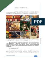 Tema 10. La Sublevación Militar y La Guerra Civil.