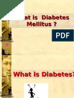 What is Diabetes (PSEm) 02