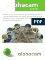 Alphacam Stone