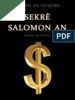 Kreyòl Ayisyen - Sekrè Salomon An