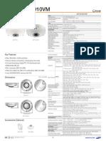 SNF-8010 8010VM Specifications