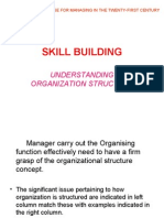 EXCERCISE -1 UNDERSTANDING ORG STRUCTURE