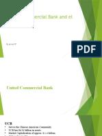 UCB & El Banco.pptx