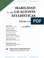 Meyer pdf probabilidade