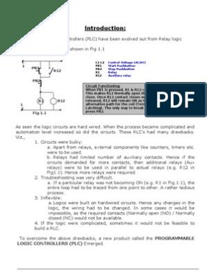Plc for Beginners | Programmable Logic Controller | Integer