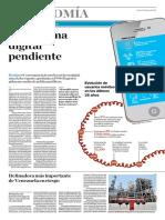 La reforma digital 2016 Peru