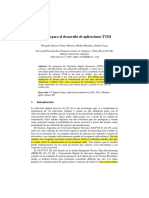 Scrum Para El Desarrollo de Aplicaciones TVDI