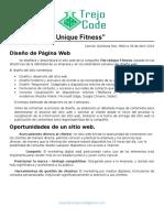 Cotización de Páginas Web