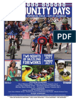 Webster Groves Community Days Program 2016