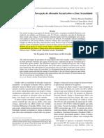 A percepção do abusador sexual sobre a sua sexualidade.pdf