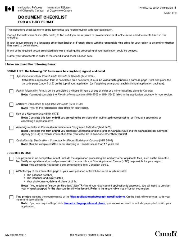 IMM5483E_2 | Travel Visa | Pport on