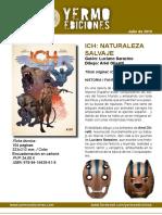 YERMO Ediciones Novedades de Julio 2016