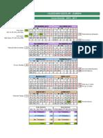 Calendario Escolar Almería 2016-2017 - Notilogía