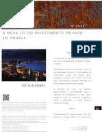 A Nova lei do investimento privado em angola.pdf