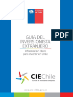 Guia Inversionista Extranjero Chile