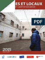 Rapport Cimade Centres de Rétention