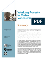 CCPA Working Poverty Summary