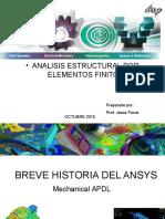 2.-Historia Del Ansys