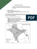 British Imperialism in India Assignment