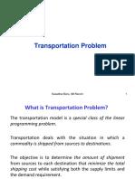 03a Transportation Problem
